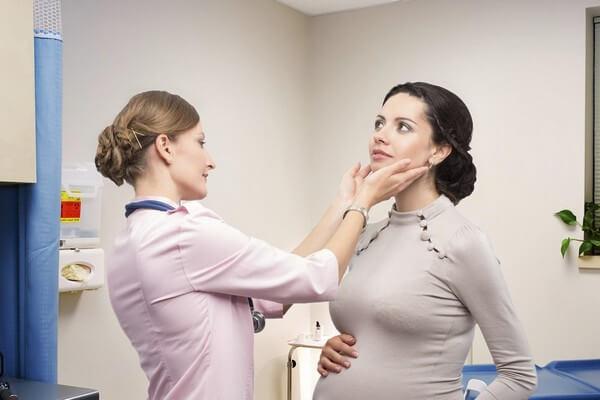 Фото:Трийодтиронин при беременности